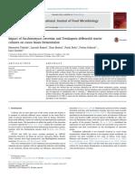 2017 Impact of Saccharomyces Cerevisiae and Torulaspora Delbrueckii Starter Cultures on Cocoa Beans Fermentation
