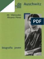 Camino de Auschwitz, Edith Stein - Ma Mercedes Alvarez Pérez