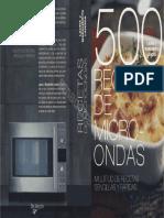 Landra Laura - 500 Recetas de Microondas.pdf