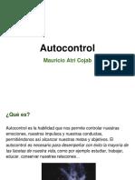 Autocontrol - Mauricio Atri Cojab
