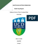 UTP Field Trip Report