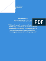 Informe Final FAO