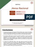Encuesta Ricardo Rouvier - julio 2018