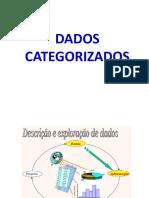 Dados categorizados