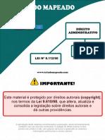 #Mapa Mental Direito Administrativo - Lei n° 8.112_90 (2017).pdf