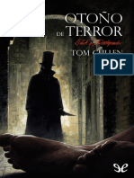 Otono de terror. Jack el Destripador - Tom Cullen.epub