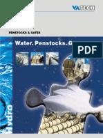 Hydro Media Media Center Large Hydro Penstocks and Gates en 1