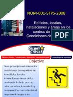 Edificios, Locales e Instalaciones Condiciones de Seguridad 2