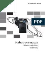 Bizhub 222