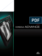 Console Advance Brochure English