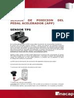 Valvula Iac y Sensor Tps