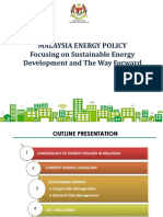 PAPER 4 - KETTHA_Malaysia Energy Policy_04052017