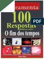 Édino Melo - FERRAMENTA - 100 Respostas Bíblicas Para o Fim Dos Tempos 44 (1)