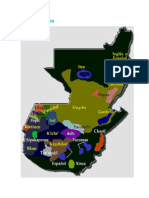 Culturas de Guatemala y Mapa Linguistico