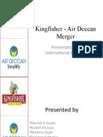 Kingfisher - Air Deccan Merger