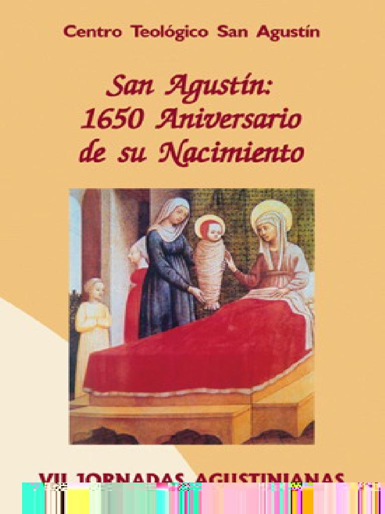 Av San Agustin En El 1650 Aniversario De Su Nacimiento