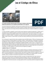 Codigo-IfAC_ Actualiza El Código de Ética