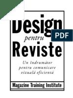 Design Pentru Reviste
