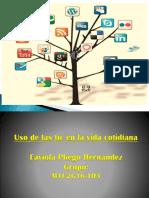 Pliegohernandez_faviola_uso de La Tic en La Vida Cotidiana