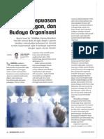 Agile, Kepuasan Pelanggan, dan Budaya Organisasi