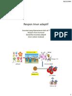 8 Respon Imun Adaptif14