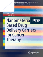 [SpringerBriefs in Applied Sciences and Technology] Tao Feng, Yanli Zhao (auth.) - Nanomaterial-Based Drug Delivery Carriers for Cancer Therapy (2017, Springer Singapore).pdf