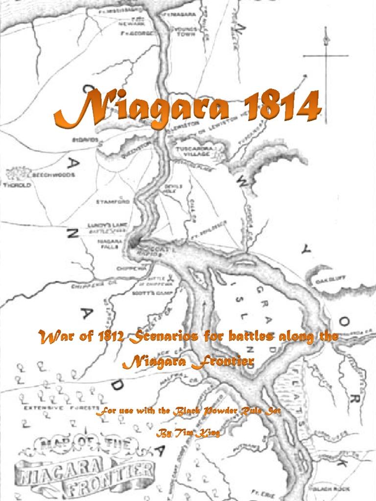 Black-Powder-Niagara-1814 pdf | Warfare Of The Industrial