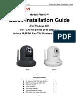 01_Quick Installation Guide(Windows)