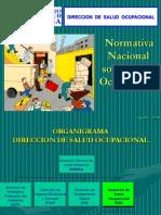 Normativa Nacional Salud Ocupacional (1)