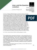 Roberts 2010 Marxismo Fascismo Revolución