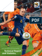 Fifa 2010 World Cup Report