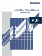 Manual de Obras Públicas Construção
