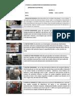 Informe de Visita Tecnica a Laboratorio de Ingenieria Electrica
