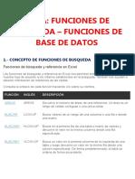 Funciones de Busqueda-funciones de Base de Datos