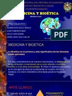 Medicina Legal Grupo 07 Etica Medica