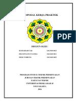 Proposal Kp