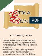 ETIKA BISNIS_KULIAH