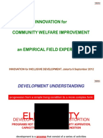 IBEKA - Inclusive Development