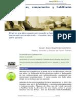 Lectura Funciones, Competencias y Habilidades Directivas