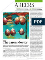 The Career Doctor