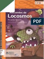 Recuerdos de Locosmos Ricardo Mariño