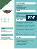 Currículo Renato de Araújo Ramos