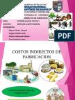 Costos Indirectos de Fabricacion Exp