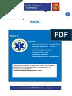 Curso Paramedico Bloque 1