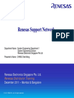 04 Renesas Support Network