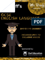 Mr Bruffs Guide to 2017 English Language Latest Edition 3
