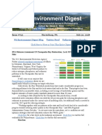 Pa Environment Digest  July 30, 2018