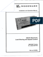 2301A Electronic Load Sharing and Speed Controls Installation and Operation Manual