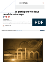 APP Window gratis