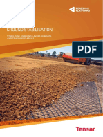 Ground Stabilisation Brochure-Tensar
